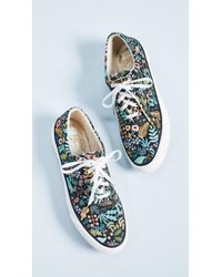 Keds - X Rifle Paper Co Anchor Trainers - Lyst