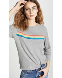 LNA - Brushed Roller Sweatshirt - Lyst