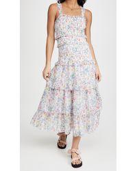 Saylor Leanna Dress - Multicolour
