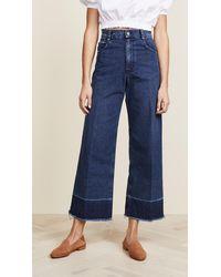 Rachel Comey Legion Jeans - Blue