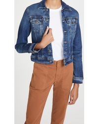 AG Jeans Robyn Jacket - Blue