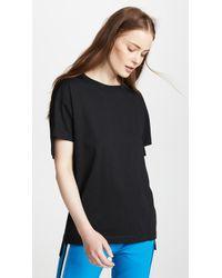 Helmut Lang - Shifted T-shirt - Lyst