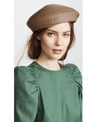 Brixton - Audrey Beret Hat - Lyst