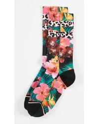 Stance - El Hibisco Socks - Lyst
