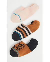 Stance - Flawsome 3 Pack Socks - Lyst
