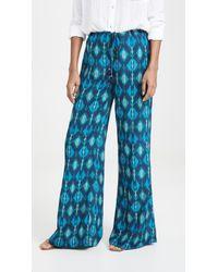 Figue Saanchi Pants - Blue