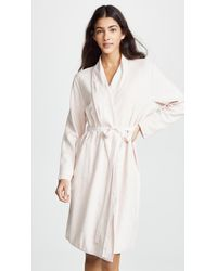 Skin - French Terry Robe - Lyst