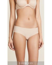 CALVIN KLEIN 205W39NYC - Invisibles Hipster Panties - Lyst