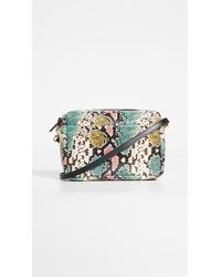 Clare V. Marisol Bag With Front Pocket - Multicolour