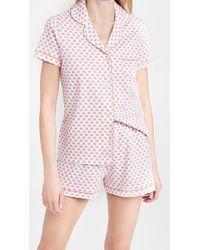 Roberta Roller Rabbit Sunita Polo Pajama Set - Pink