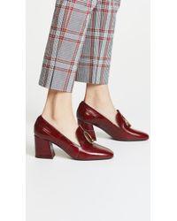 Frēda Salvador - Lift Loafer Court Shoes - Lyst