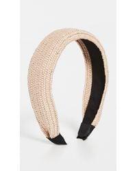 Shashi Formentera Headband - Pink
