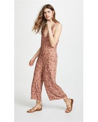 Knot Sisters - Petty Jumpuit - Lyst