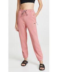 Reebok X Victoria Beckham Rbk Vb Sweatpants - Pink