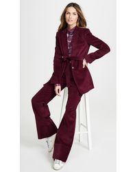 Laveer Annie Trousers - Red