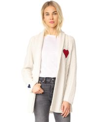 Mother The Fisherman Cardigan - Multicolour