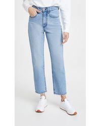 Nobody Denim Hutton Jeans - Blue