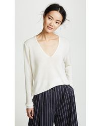Theory - Adrianna Cashmere Sweater - Lyst