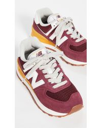New Balance - 574 Classic Sneakers - Lyst