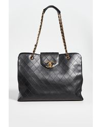 Chanel Supermodel Bag (previously Owned) - Black