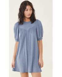 d.RA Clara Dress - Blue