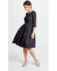 La Prestic Ouiston - Bourgeouise 3/4 Sleeve Dress - Lyst