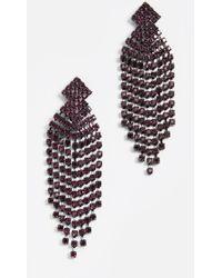 Kenneth Jay Lane | Waterfall Earrings | Lyst