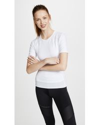 adidas By Stella McCartney - Performance Essentials Tee - Lyst