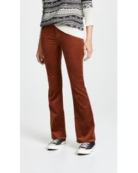Blank NYC - Corduroy Flare Jeans - Lyst