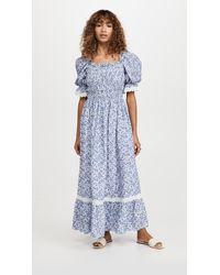 Lug Von Siga Elisa Dress - Blue
