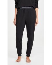 Calvin Klein French Terry Sweatpants - Black
