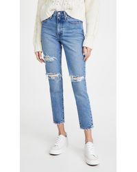 Nobody Denim Bessette Jeans - Blue