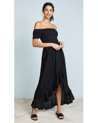 Tiare Hawaii Cheyenne Dress - Black