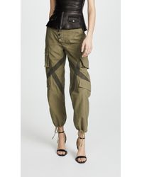 Alexander Wang | Army Trousers | Lyst