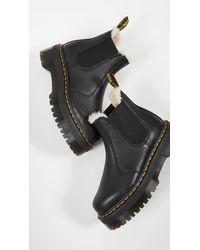 Dr. Martens 2976 Quad Fl Boots - Black