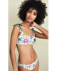 95dda58e55 Nanette Lepore - Enchantress Bikini Top - Lyst