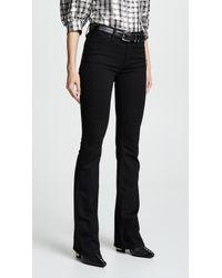 Hudson Jeans - Drew Mid Rise Bootcut Jeans - Lyst