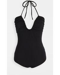 Reformation Alessandro Bodysuit - Black