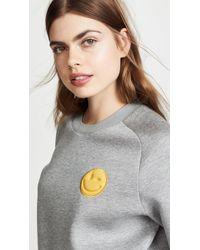 Anya Hindmarch - Chubby Wink Sweatshirt - Lyst