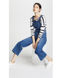 PAIGE - Nellie Overalls - Lyst