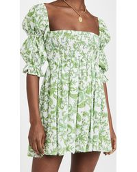 MISA Los Angles Zadie Dress - Green