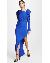 Hellessy Loulou Dress - Blue