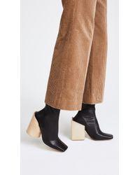 Jacquemus - Sock Booties - Lyst