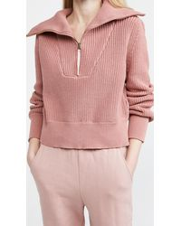 Varley Mentone Sweater - Pink