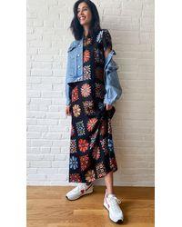 La DoubleJ Swing Dress - Multicolour