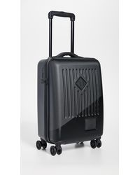 Herschel Supply Co. Trade Power Carry On 34l Suitcase - Black