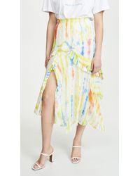 Tanya Taylor Teresa Skirt - Multicolour