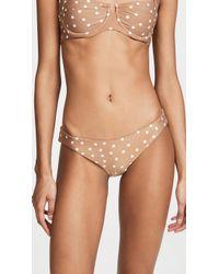 L*Space - Sandy Classic Bikini Bottoms - Lyst
