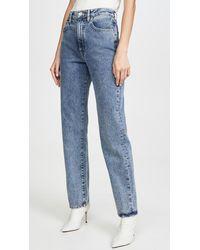 SLVRLAKE Denim London Jeans - Blue