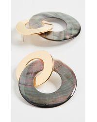Lizzie Fortunato Solstice Earrings - Multicolour